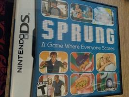 Nintendo DS Sprung image 1