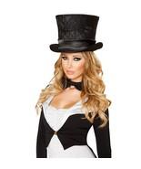 Deluxe Top Hat Women's Steampunk Victorian Halloween Costume - $46.99