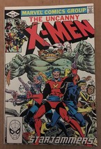 Uncanny X-MEN #156 1982 Marvel Comic Book VF (8.5) Condition STARJAMMERS - $25.19