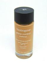 Neutrogena Shine Control Makeup Spf 20 No.30 Buff 30ml/1.0Fl.oz - $7.87