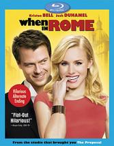 When In Rome (Blu-ray/Ws 2.35/5.1 Dd/Sp-Fr-Sub)