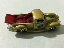 FORD TRUCK 1940 ELWOOD'S ROD SHOP 1997 MATTEL  B4 - $13.61