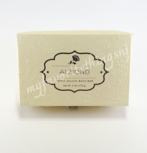 CST Almond Triple Milled Bath Bar Soap, 6 oz - $12.00