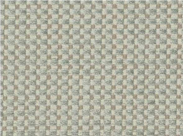Romo Upholstery Fabric Lorne Chenille Mineral Blue Cream 7500/08 5.125 yds DW