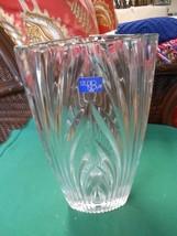 Beautiful STUDIO NOVA Crystal Vase - $13.57