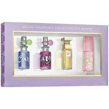 Deluxe Fragrance Collection For Woman-Curve, Elizabeth Arden Cologne Sprays - $25.09