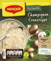 Maggi Cream of Mushroom Soup PACK of 1 ( 2 servings) -FREE US SHIPPING - $5.79