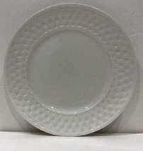 Oneida Basketweave Set of 2 Salad/ Appetizer Plates (Majesticware-Stonew... - $15.84