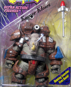 TOTAL CHAOS HOOF 1996 Ultra-Action Figure Series 1 NIP