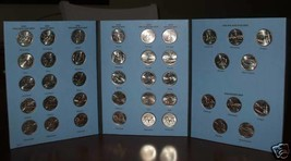2002 TO 2005 P & D UNC.  STATE QUARTER COLLECTION - $34.95