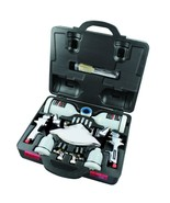 Husky Standard Gravity Feed Spray Gun Kit with Stainless steel needles - $116.95