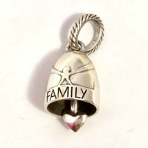 Brighton Campana Family Charm J98860, Silberfarben, Neu - $26.92