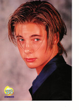 Erik Von Detten Brian Littrell teen magazine pinup clipping Backstreet Boys BB