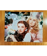 Wizard Of Oz Dorothy and the Good Witch  Tin Sign 12X15 by Turner - $22.72