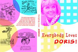 DORIS DAY - EVERYBODY LOVES DORIS! DVD - $23.50