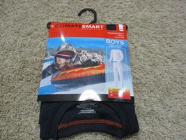 BNWT ClimateSmart or Chill Chasers by Cuddl Duds base layer set, boys, p... - $18.99