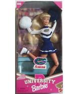 University Florida Gators Barbie Doll  Mattel Barbie 1996 NCAA - $12.99