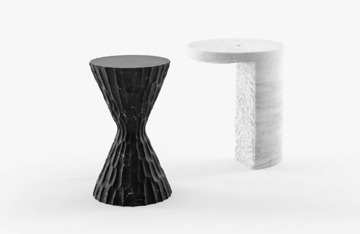 White Marble Side Table, Marble Table, Modern Coffee Table