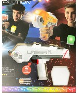Laser Tag Interactive Toy for Kids and Adults, Laser X Blaster, 4-player... - $69.29