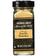 Trader Joe's Spices Of The World California Garlic Powder - $7.51