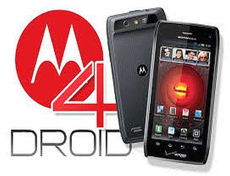 Motorola Droid 4 XT894 Black 4G LTE/GSM(Verizon)(Page Plus(Straight Talk)Phone