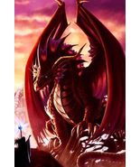 Essence of Red Dragon Spell ~ For Those Who Want Wealth & Power Money Co... - $39.99