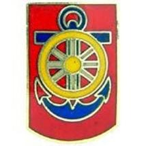 US Army 125th Transportation Brigade Pin - $4.94