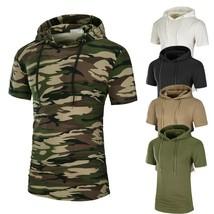 Hunter Short Sleeve Hoodie - $24.00