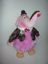 "Disney Store Bing Bong Pink Elephant Big Stuffed Plush 17"" Inside Out Movie - $24.75"