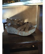 Women's Born Aruba Platform Sandal Sexy Size 7 New without Tag  - $59.00