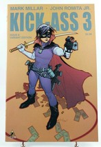 Kick-Ass 3 Issue #6 B Lenil Yu Variant Cover Icon Comic Book Marvel Comics - $6.89