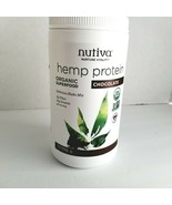 Nutiva Hemp Protein Organic Superfood Shake Mix 16 oz Choose Your Flavor - $22.30