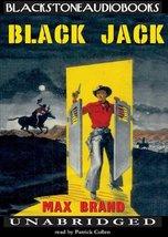 Black Jack [Audio CD] Brand, Max and Cullen, Patrick - $11.79