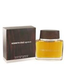 Kenneth Cole Signature Cologne By Kenneth Cole 3.4 oz Eau De Toilette Spray For  - $50.89