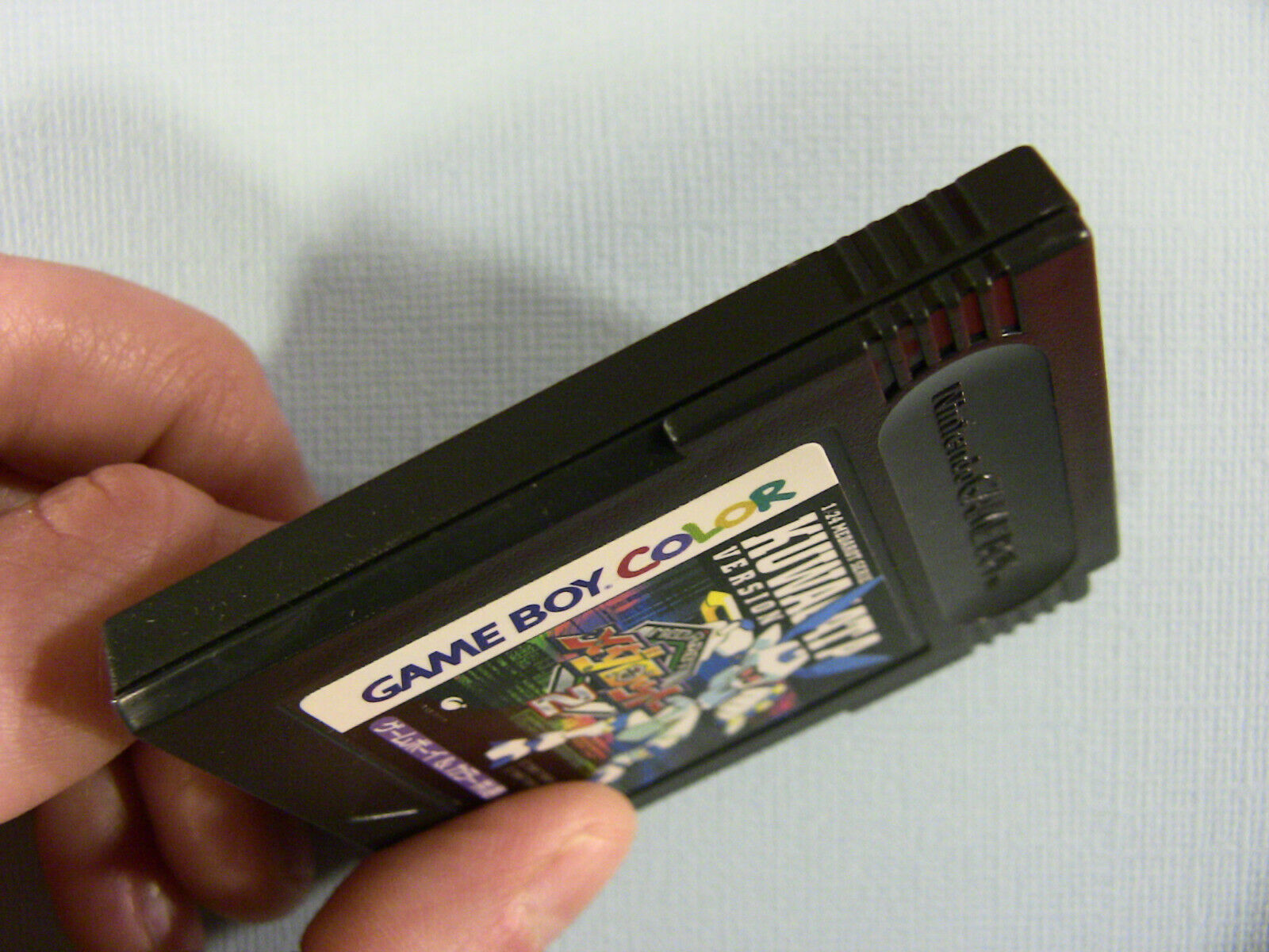 1/24 Medarot Series: Kuwagata Version 2 (Nintendo Game Boy Color GBC 1999) Japan