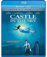 Castle in the Sky (Blu-ray + DVD) - $15.95