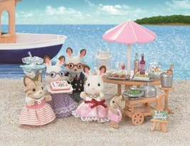 Birthday party of Epoch Sylvanian Families M-02 seaside - $38.27