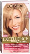 L'Oreal Excellence Creme, Blonde 8 Medium - $10.40
