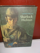 Whitman Classics Adventures Of Sherlock Holmes A Conan Doyle Pictorial H... - $8.99
