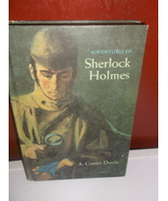 Whitman Classics Adventures Of Sherlock Holmes A Conan Doyle Pictorial H... - $8.99