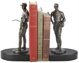 Bookends Bookend EQUESTRIAN Traditional Jockey Weigh-In - $239.00