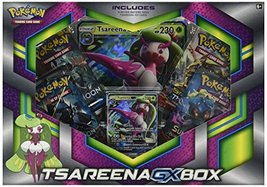 Pokemon Pokmon Poktsargxbx Tsareena Gx Box - $18.57