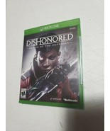 Dishonored - Death Of The Outsider (Xbox One, 2017) BRAND NEW, FACTORY S... - $11.26