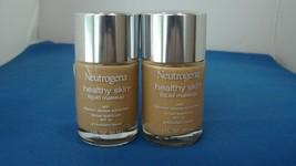 Neutrogena Healthy Skin Liquid Makeup - Honey 85 (2 pack) - $13.54
