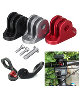 Cycling Bike Handlebar Computer Camera Mount Adapter Holder For Gopro Ga... - $13.97