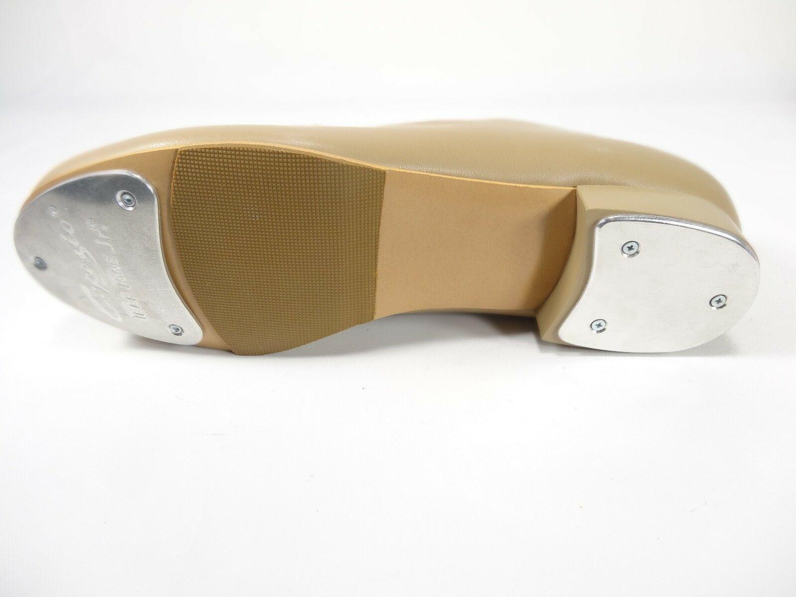 Capezio Tele Tone Jr Tap Dance Shoes Size 7.5M L9 65  Style #442