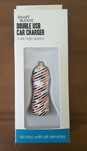 Smart Buddy Double USB Car Charger 2.4A High Speed - $9.89