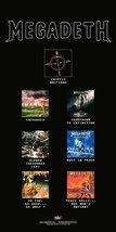 Megadeath 18 x 36 Reproduction Previous Albums Artwork Door Poster - Met... - $35.00