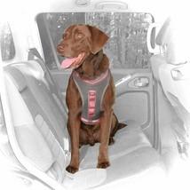 Kurgo Gray & Coral Journey Dog Harness, Medium By: Kurgo - $41.13