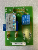 NEW GE, KENMORE RANGE/OVEN RELAY BOARD , WB27K5077, 100-528-02 - $45.00